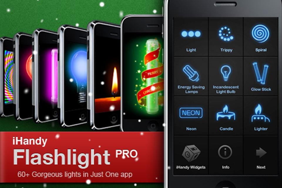 Описание: Превратите свой iPhone или iPod touch в устройство освещения! iHa